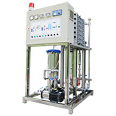 EDI Water Treatment System